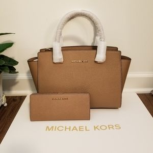 New MK Bag with Wallet